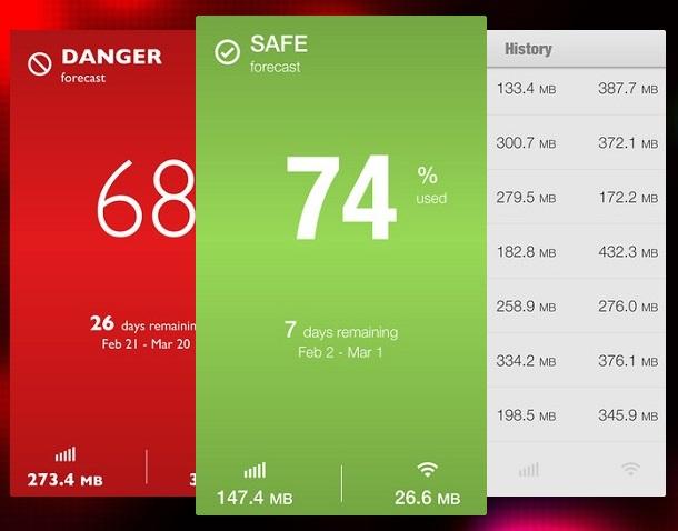 dataman app for iPhone