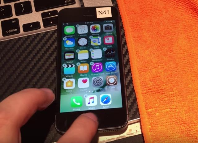 iOS 10 jailbreak iH8sn0w