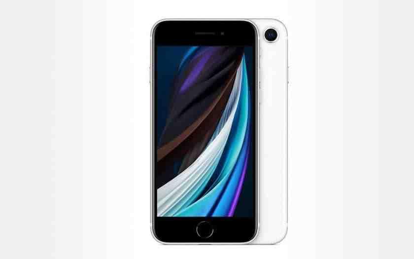 Combien coûte l'iphone 8 plus neuf ?