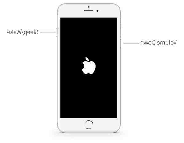 Comment allumer un iPhone qui s'est eteint tout seul ?