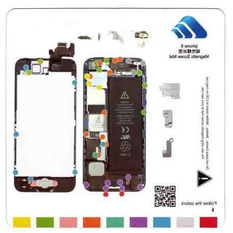 Comment changer batterie iPhone 5 se ?