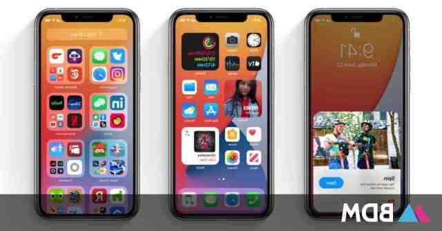 Comment changer de version Apple ?