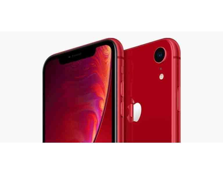 Comment choisir la couleur de son iPhone XR ?