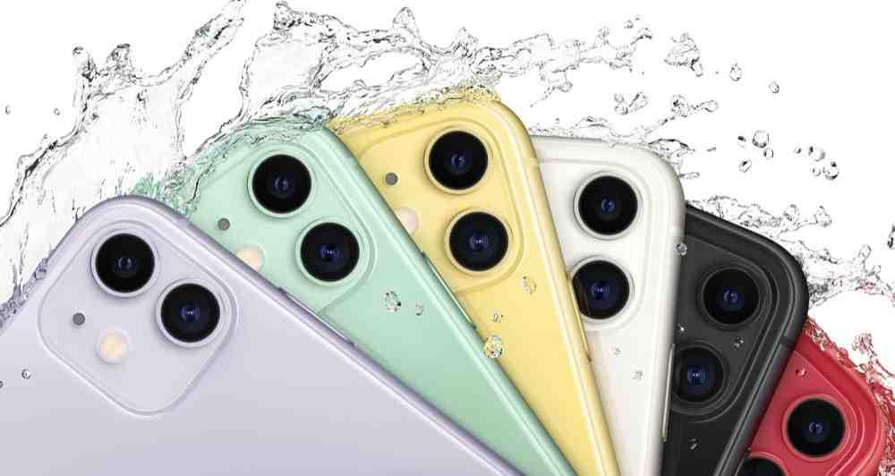 Comment enlever l ecran jaune sur iPhone ?