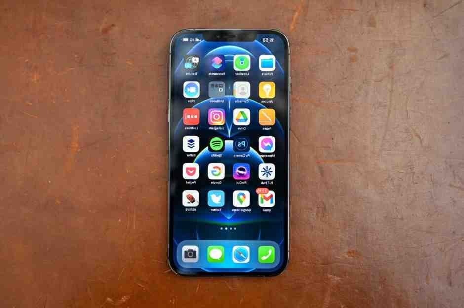 Comment et l'iPhone 12 Pro Max ?