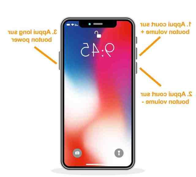 Comment eteindre l'iPhone 12 Pro Max ?