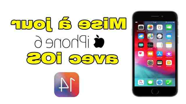 Comment installer iOS 11 sur iPhone 5 ?