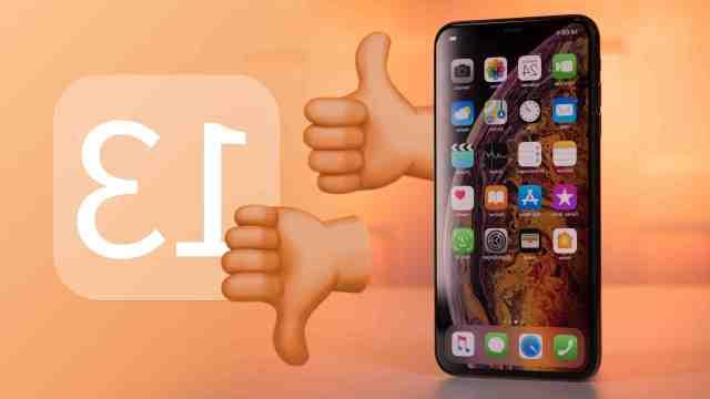 Comment installer iOS 13 sur iPhone 5 ?