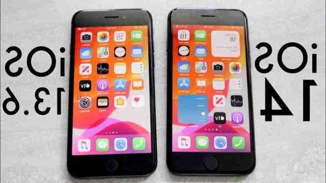Comment installer iOS 14 sur iPhone 8 ?