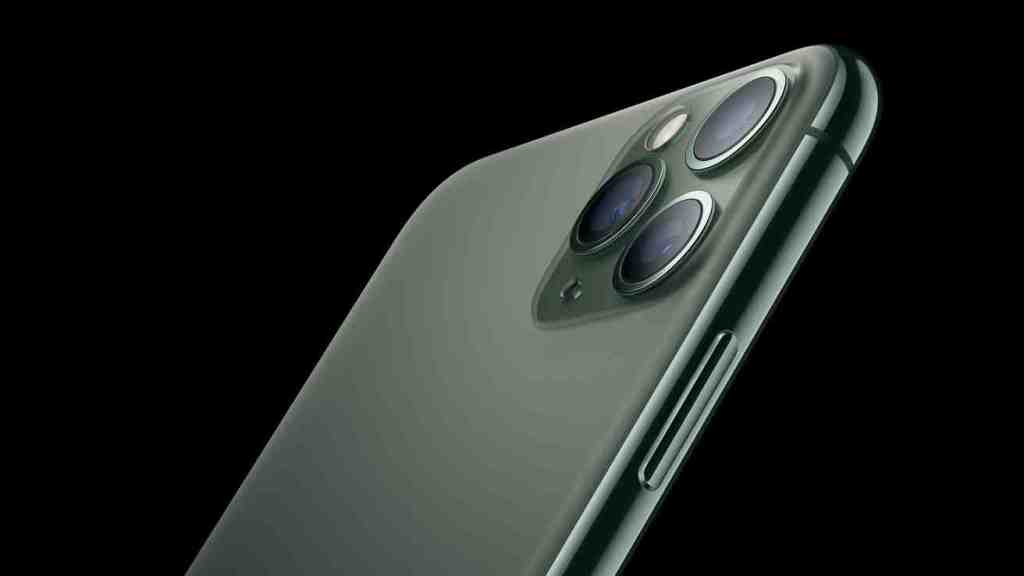 Comment iphone 11 pro max