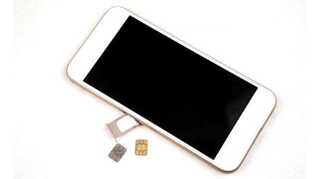 Comment mettre 2 sim dans iPhone se ?