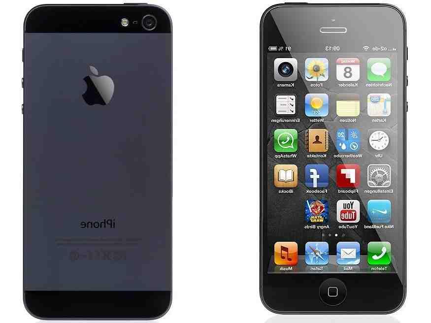 Comment mettre à jour un iphone5 ?