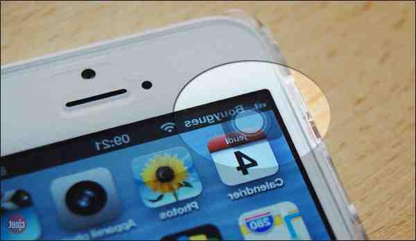 Comment mettre le bouton iPhone sur l'écran ?