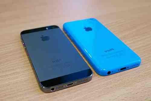 Comment reconnaître iPhone 5 ?