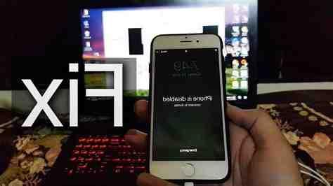 Comment réinitialiser un iPhone 5s avec les boutons ?