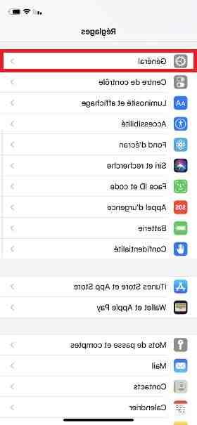 Comment réinitialiser un iPhone XR sans code ?
