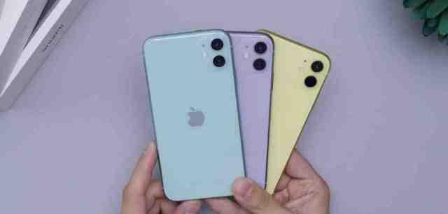 Comment remettre les couleurs sur mon iPhone 11 ?