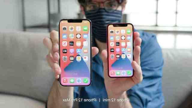 Comment se servir de l'iPhone 12 ?