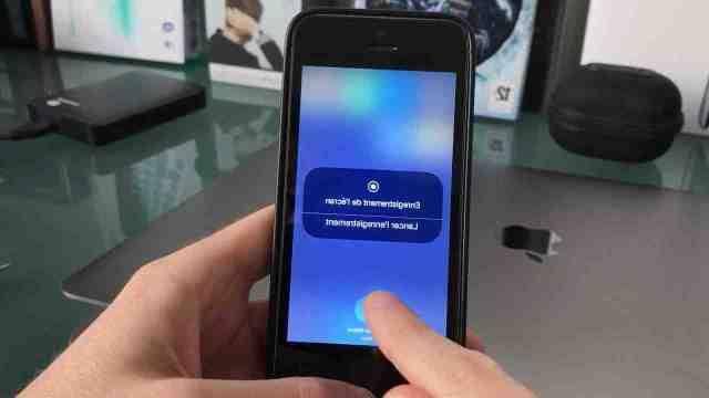 Comment telecharger iOS 11 sur iPhone 5 C ?