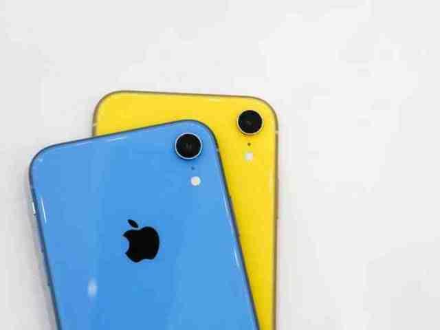 Comment voir les applications ouvertes sur iPhone XR ?