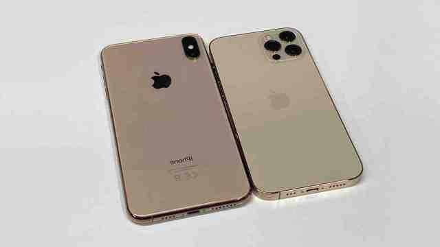 Est-ce que les coques iPhone 11 vont sur le 12 ?