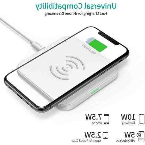 Est-ce que l'iPhone 11 se recharge sans fil ?