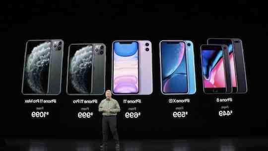 Est-ce que l'iPhone 11 supporté la 5G ?