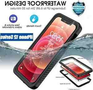 Est-ce que l'iPhone 12 va sous l'eau ?
