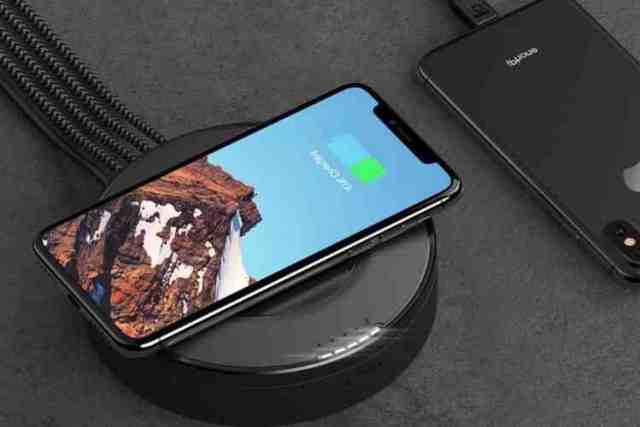 Est-ce que l'iPhone XR se recharge par induction ?