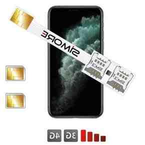 Est-ce que tous les iPhone 11 sont double SIM ?
