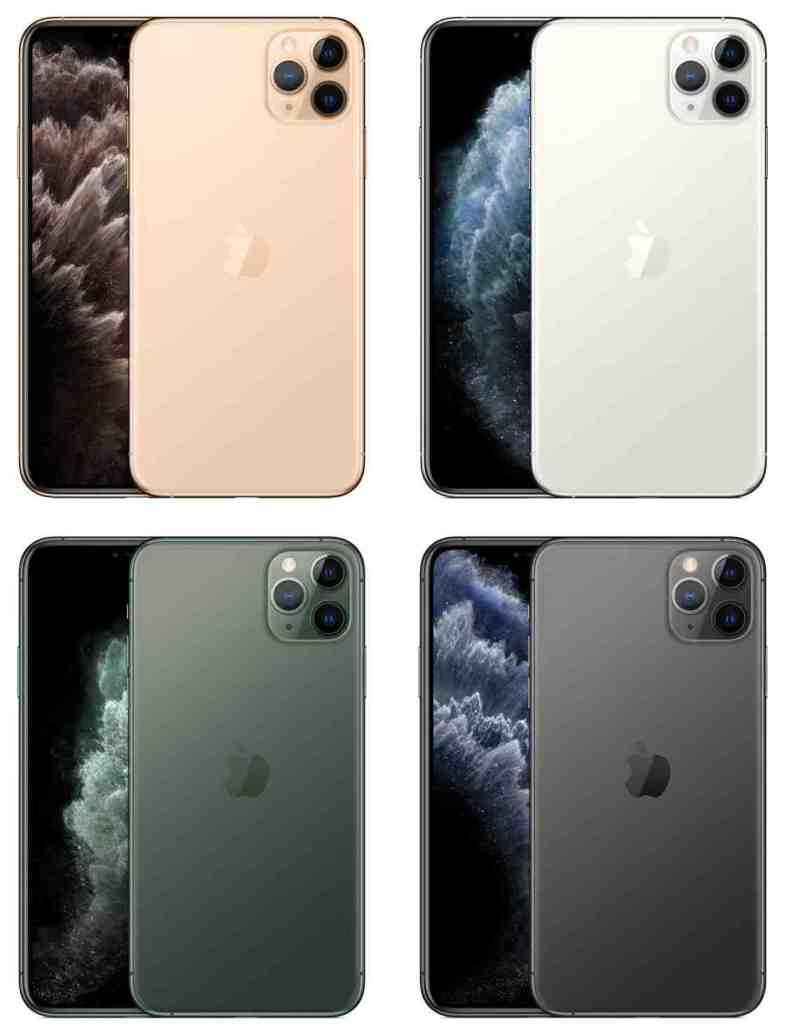 Iphone 11 pro max est-il dual sim
