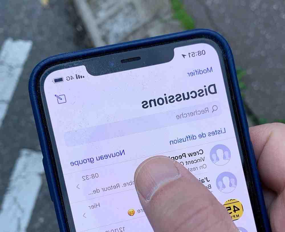 Iphone 12 pro max utilisé