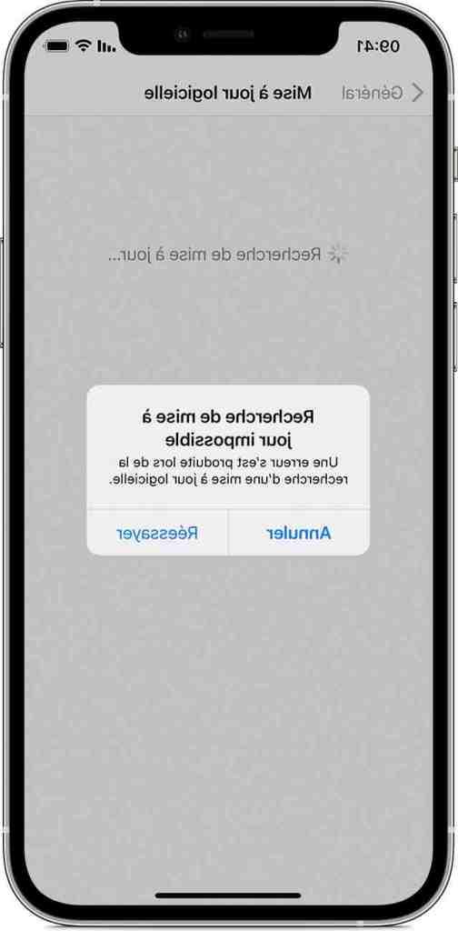 L'iphone 5 peut-il être mis à jour vers ios 11 ?