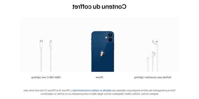 Ou brancher des ecouteurs sur iPhone 12 ?