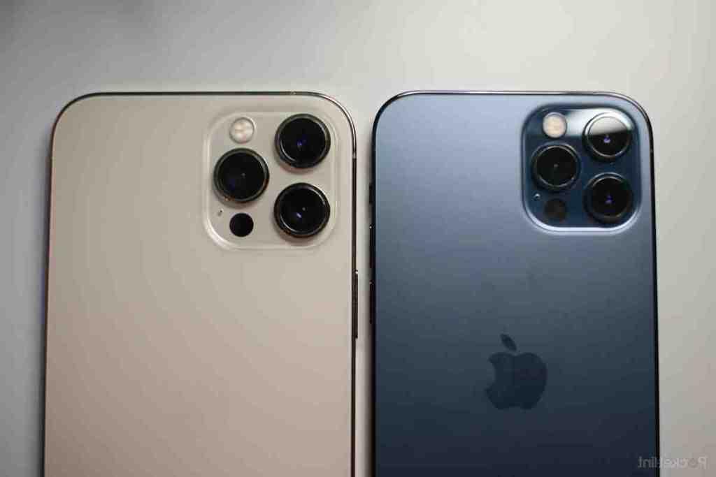 Portée maximale du zoom de l'Iphone 12 pro