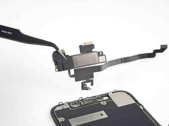 Pourquoi le son de mon iPhone XR est faible ?