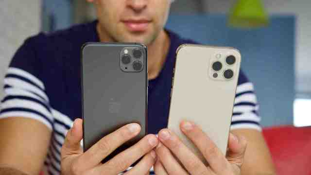 Pourquoi l'iPhone 11 Pro est plus cher que le 12 ?