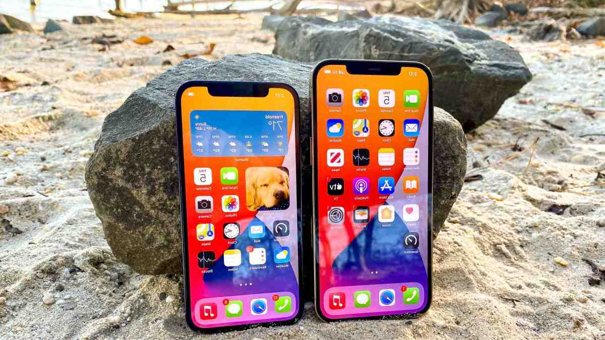 Pourquoi prendre un iPhone 12 Pro Max ?
