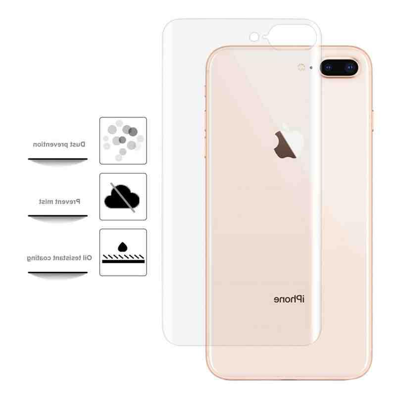 Protection d'écran pour Iphone 8 plus