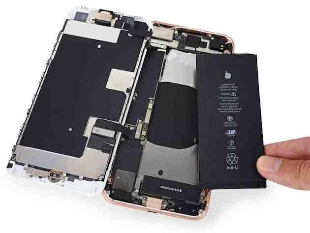 Quand changer batterie iPhone 8 plus ?