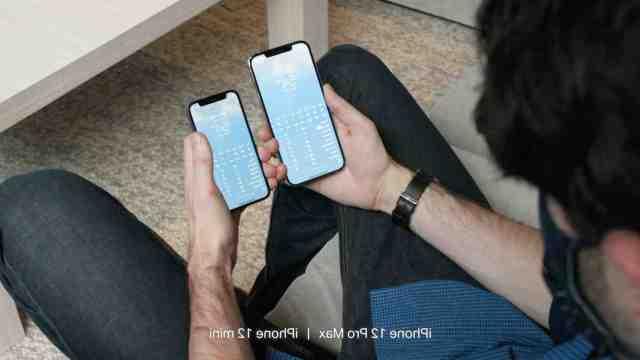 Quand l'iPhone 12 Pro sera disponible ?