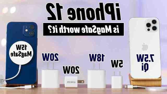 Quel chargeur acheter pour iPhone 11 ?
