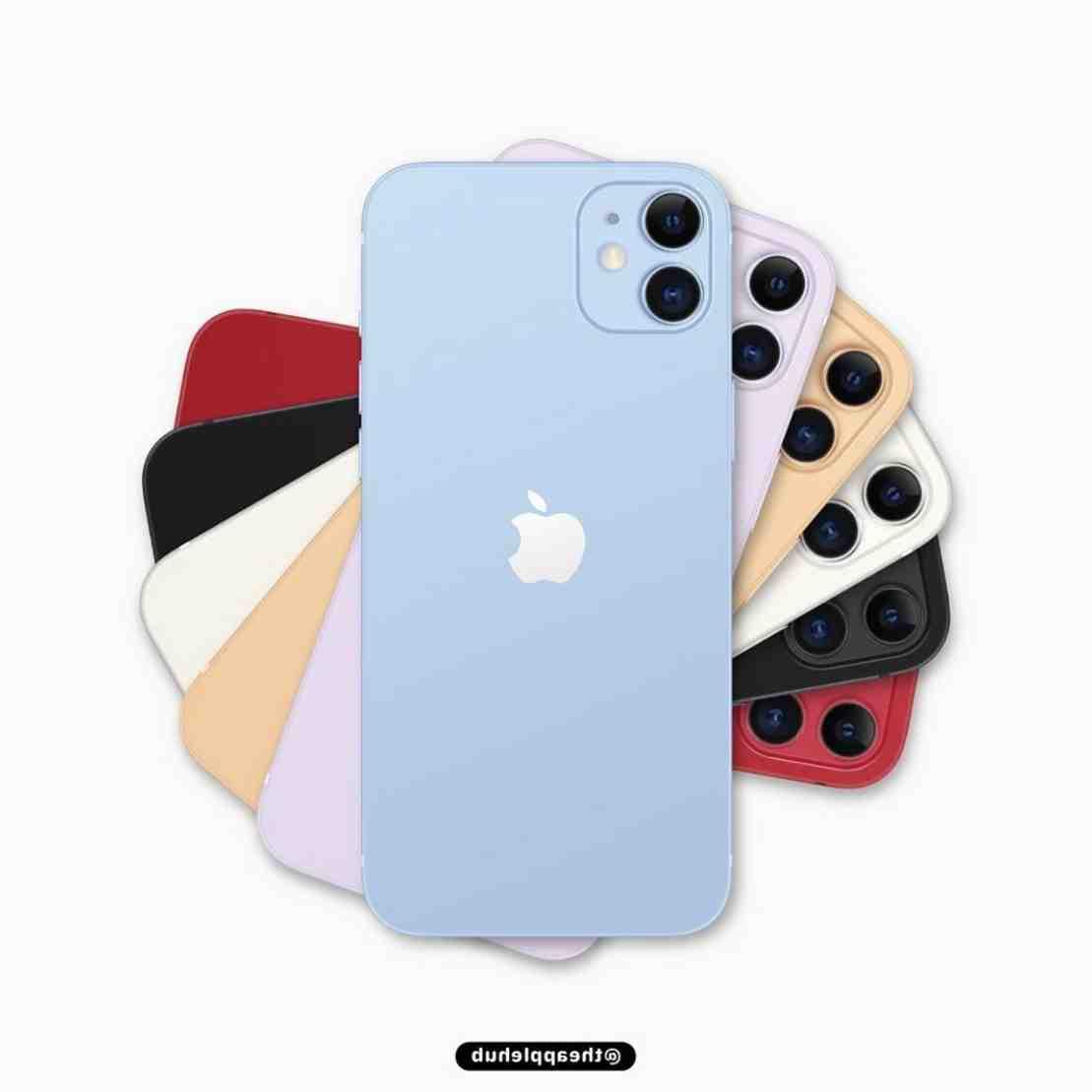 Quel couleur pour l'iPhone 12 Pro ?