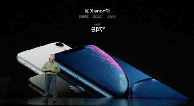 Quel est la différence entre l'iPhone XR et XS max ?