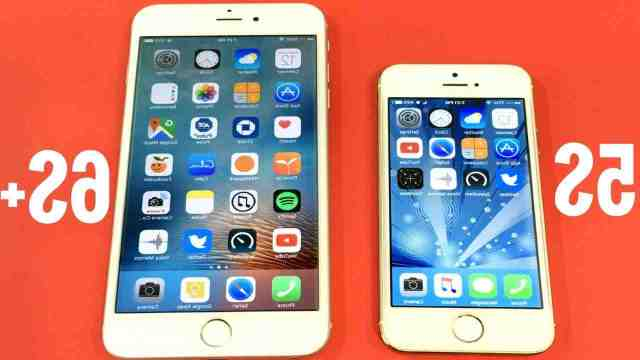 Quel est la taille de l'iPhone 5 ?