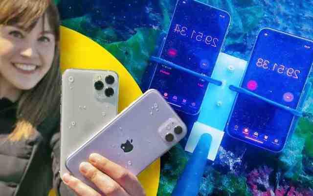 Quel est la taille d'un iPhone 11 Pro Max ?