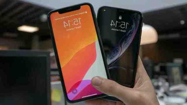Quel est le meilleur entre l'iPhone XR et l'iPhone se ?