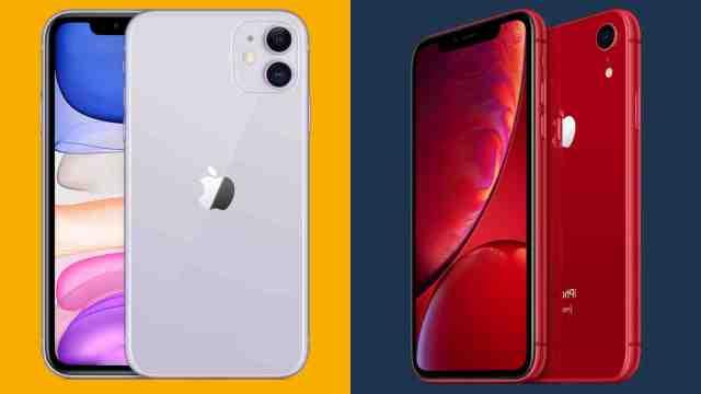 Quel est le meilleur iPhone ?