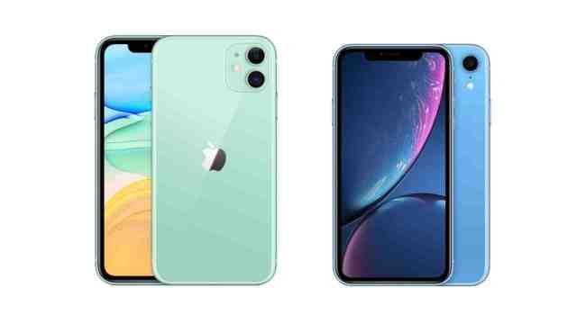 Quel est le meilleur iPhone entre l'iPhone X et l'iPhone XR ?