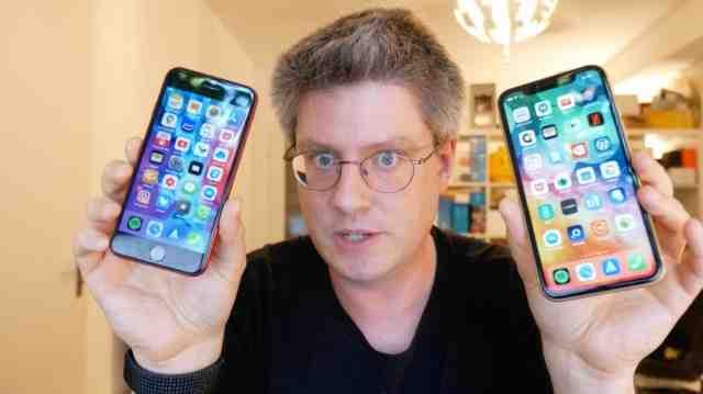 Quel est le mieux entre iPhone SE et XR ?